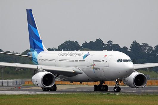 ガルーダインドネシア航空 A330