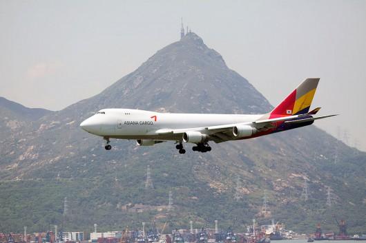 Asiana Cargo B747-400F