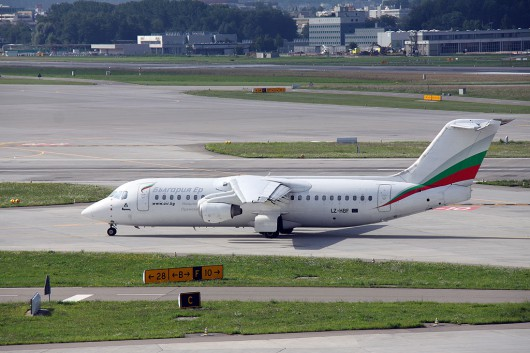 Bulgaria Air BAe146-300