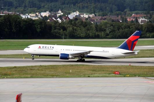 Delta B767