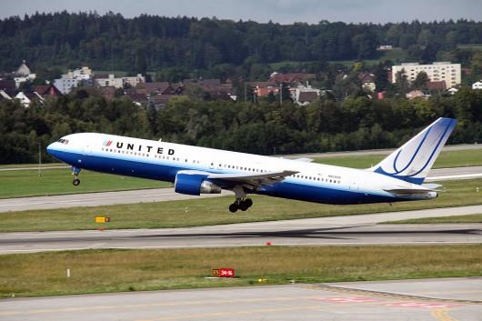 United B767-300ER N658UA