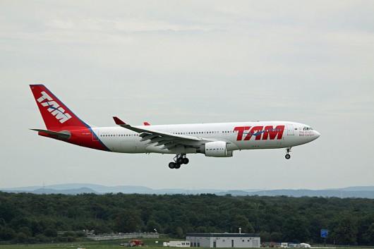 TAM A330-200 PT-MVC