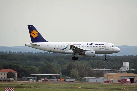 Lufthansa A319 D-AILU