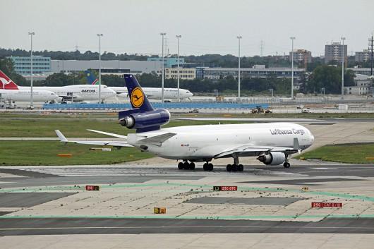 Lufthansa Cargo MD-11F D-ALCR