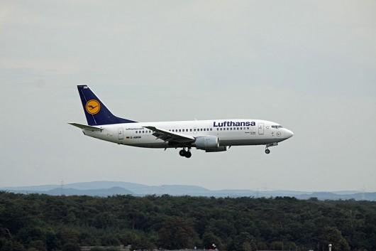 Lufthansa B737-500 D-ABIK
