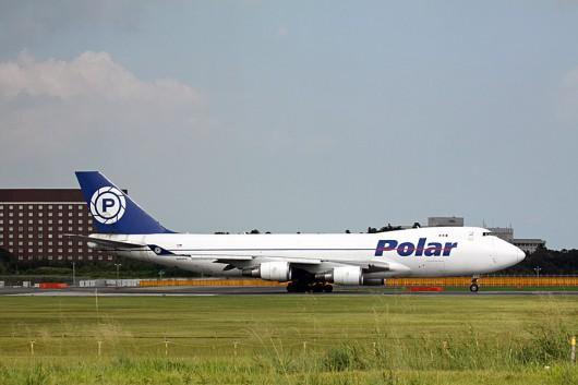 ポーラカーゴ B747-400F N454PA