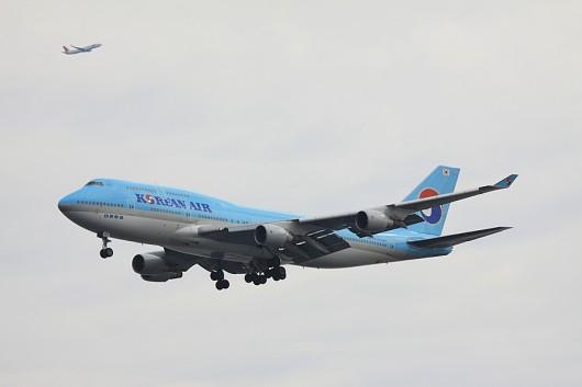 KAL/KE 大韓航空 B747-400