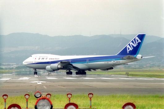 ANA B747-200 JA8174