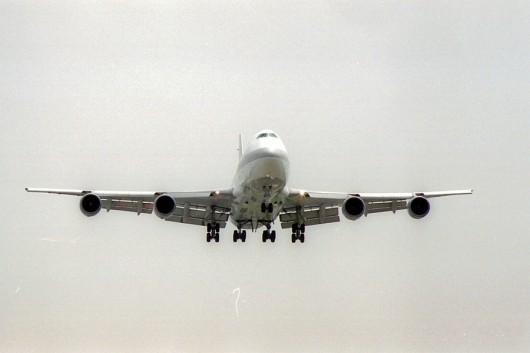 JAL B747