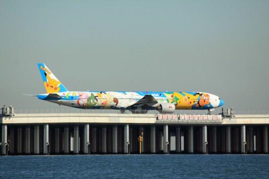 ANA/NH 全日空 B777-300 JA754A