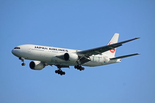 JAL/JL 日本航空 B777 JA8982