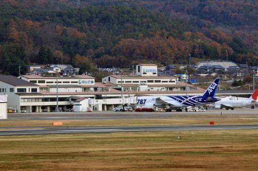 岡山空港ターミナル