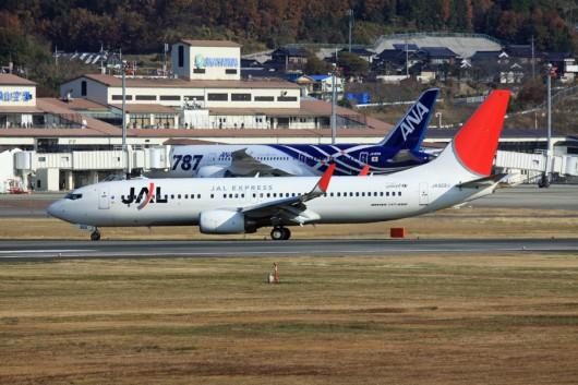 JAL B737-800 JA332J