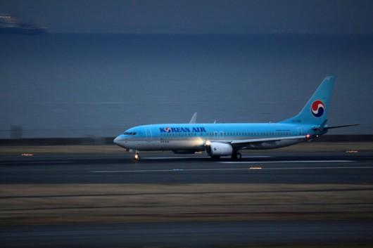 大韓航空 B737-800