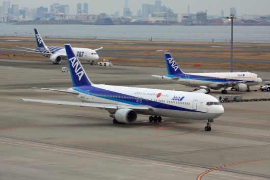 NH/ANA 全日空 B767-300 JA8275
