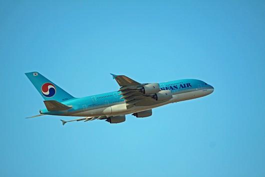 KE/KAL/大韓航空 A380