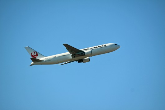JL/JAL 日本航空 B767 JA615J