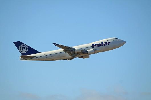 PO/PAC ポーラエアカーゴ B747-400F
