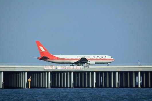 上海航空 767