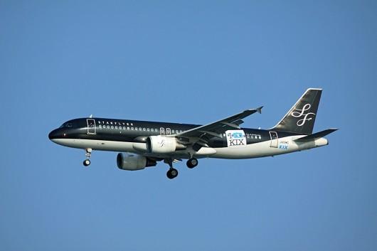 STARFLYER A320 KIX