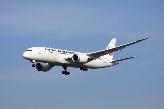 JL/JAL/日本航空 B787-8 JA825J