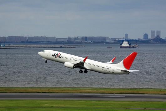 JL/JAL/日本航空 B737-800 JA323J