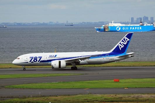 NH/ANA/全日空 B787 JA807A