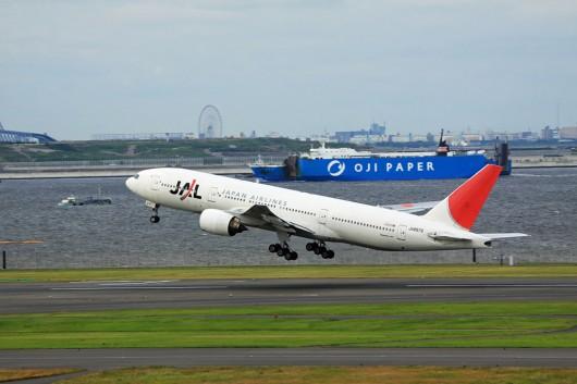 JL/JAL/日本航空 B777 JA709J