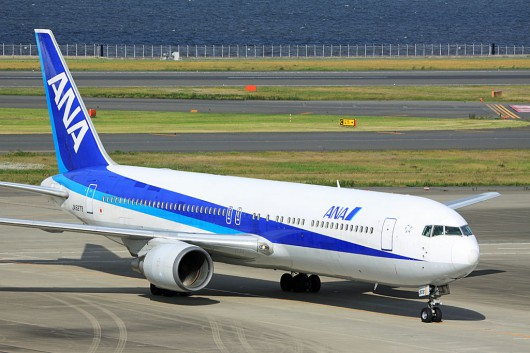 NH/ANA/全日空 B767-300 JA8273