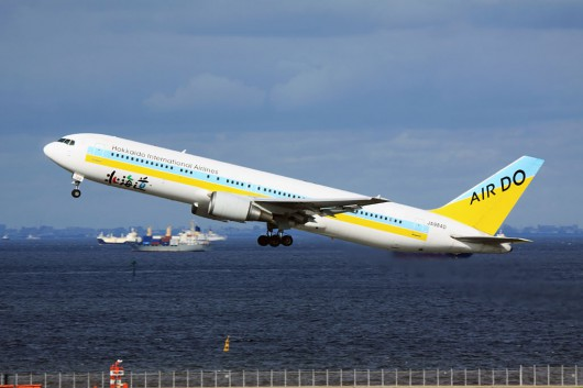 HD/ADO/北海道国際航空 B767 JA98AD