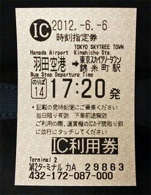 IC利用券