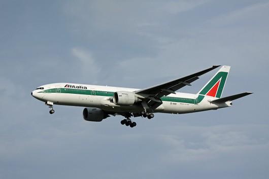 AZ/AZA/アリタリア航空 B777-200