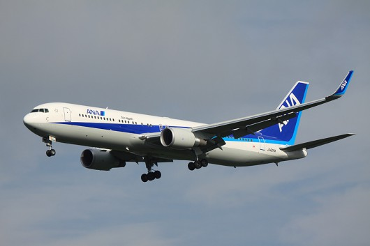 NH/ANA/全日空 B767-300ER JA624A