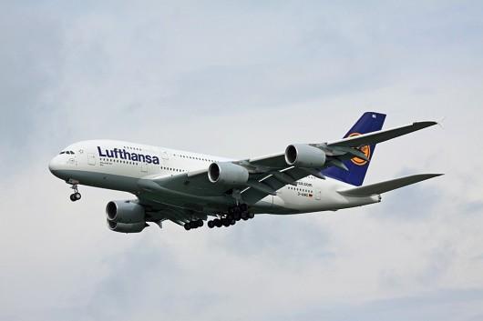 LH/DLH/ルフトハンザドイツ航空 A380
