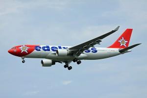 WK/EDW/エーデルワイス航空 A330-200 HB-IQI