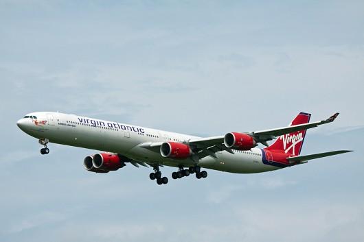 VS/VIR/ヴァージン アトランティック航空 A340-600 G-VATL