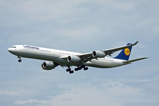 LH/DLH/ルフトハンザドイツ航空 A340-600 D-AIHN