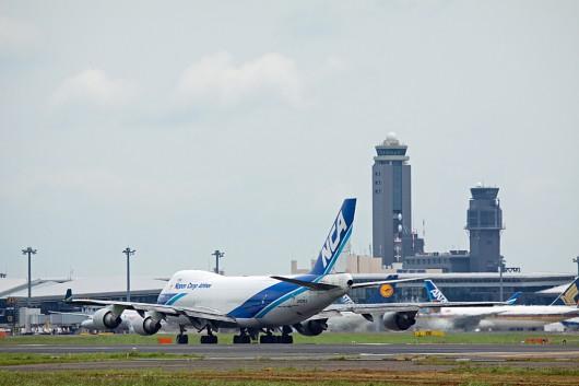 KZ/NCA/日本貨物航空 B747-400F JA02KZ