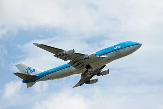 KL/KLM/KLMオランダ航空 B747-400 PH-BFG