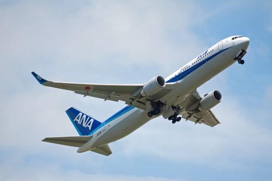 NH/ANA/全日空 B767-300ER JA614A