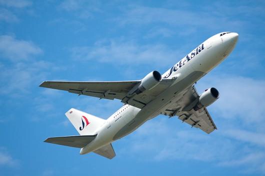 JetAir ASIA B767-200 HS-JAD