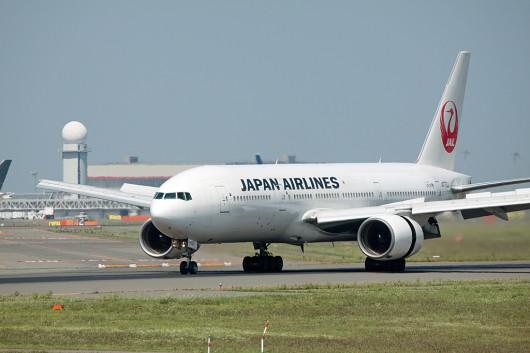 JL/JAL/日本航空 B777-200