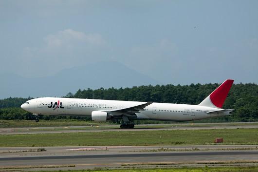 JL/JAL/日本航空 B777-300