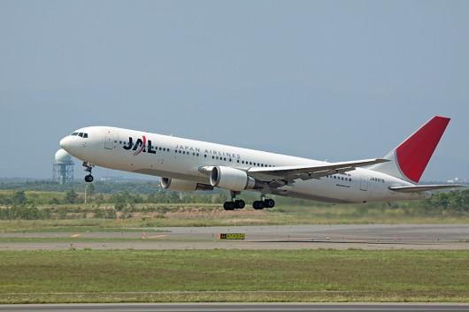 JL/JAL/日本航空 B767 JA8976