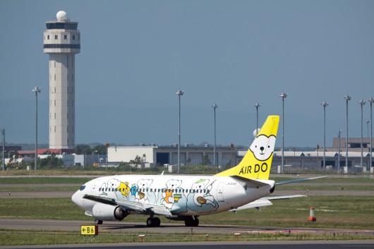 HD/ADO/北海道国際航空 B737-500
