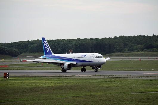 NH/ANA/全日空 A320  JA8391
