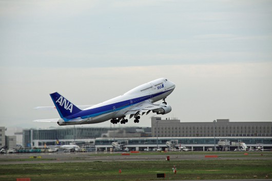 NH/ANA/全日空 B747-400D JA8959