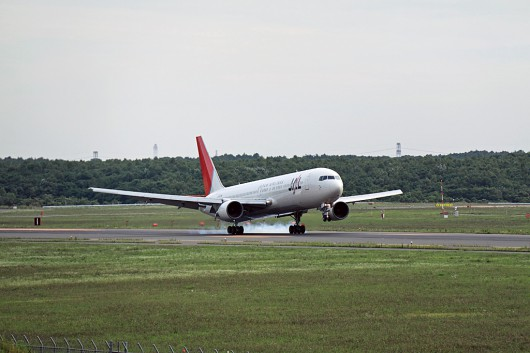 JL/JAL/日本航空 B767-300 JA8268
