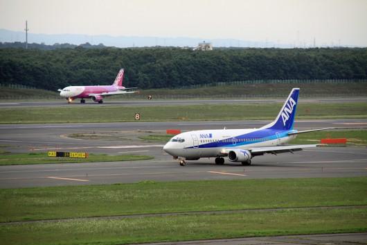 NH/ANA/全日空 B737-500 JA8359