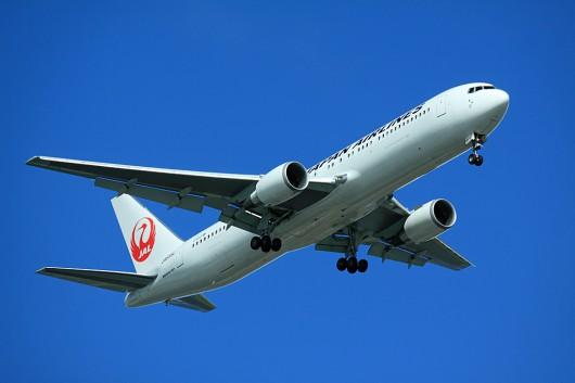 JL/JAL/日本航空 B767